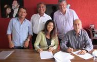 Sindicom-DF firma parceria com SIESE-DF
