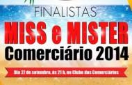Final do Miss e Mister Comerciários 2014