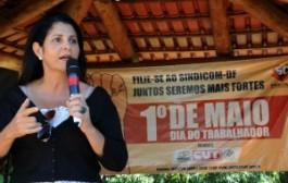 Trabalhadores lotam clube em comemoração ao primeiro de maio