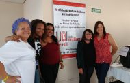 Mulheres unidas pelo futuro das trabalhadoras
