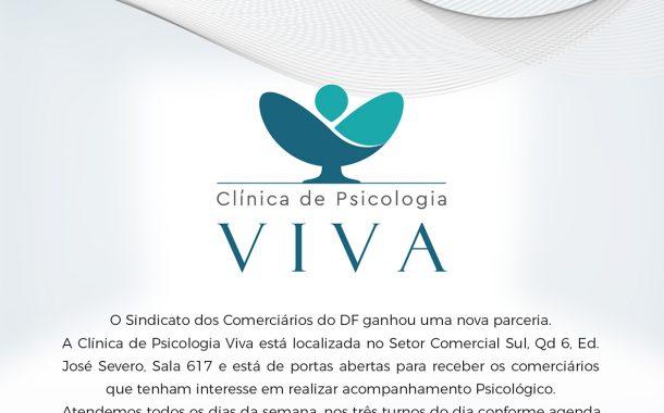 Sindicom e Viva Psicologia fecham parceria!