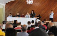 Seminário sobre os desafios da classe trabalhadora: Reformas da previdência e trabalhista.