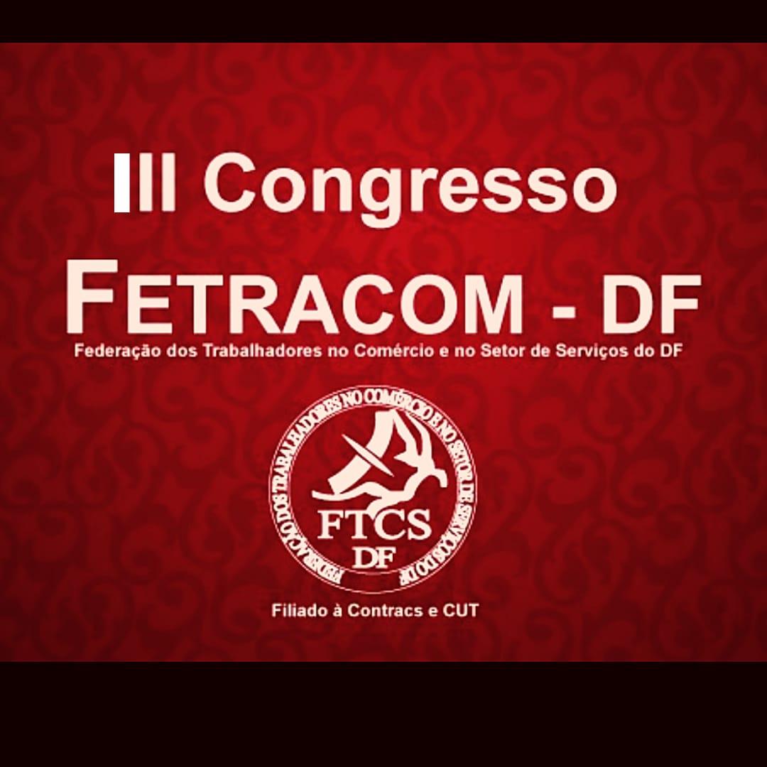 III Congresso da Fetracom