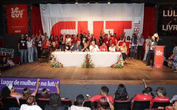 Nova direção da CUT Brasília tem defesa da democracia como estratégica para classe trabalhadora