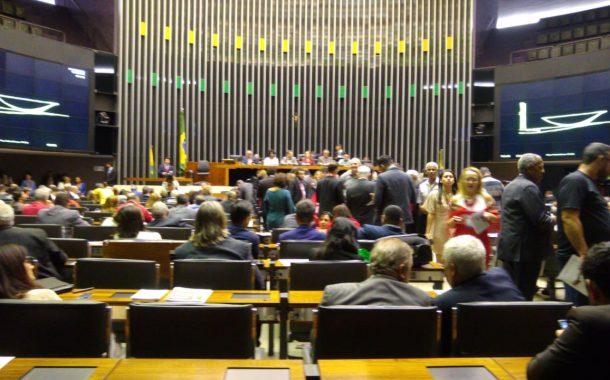 Sessão Solene, na Câmara Federal, em homenagem aos 40 Anos do PT - Partido dos Trabalhadores!