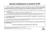 Empresas fornecerão EPI's aos trabalhadores