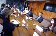Ibaneis se reúne com Sindicato e Fetracom para estabelecer medidas de proteção ao trabalhador no comércio