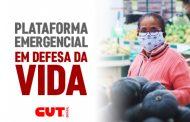 Executiva Nacional da CUT lança plataforma em defesa da vida, trabalho e moradia