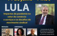 Contracs/CUT comemora 30 anos em LIVE com o Lula