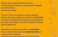 Sindicato fecha parceria com Arena Drive – Cultura e lazer