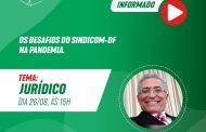 Comerciário (a) informado (a)! Os desafios do Sindicom-DF na pandemia. #assessoramentojurídico