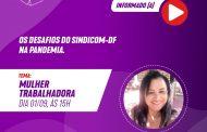 Comerciário (a) Informado (a)!  #mulhertrabalhadoranocomércio