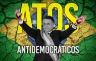 Atos antidemocráticos: Impeachment de Bolsonaro volta ao cenário político