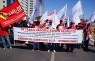 Dia nacional de mobilização CUT – 6ª marcha da educação