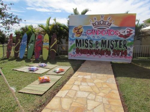 Semifinal Miss e Mister Comerciário 2014